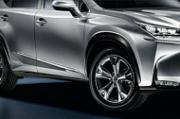 Хромированные боковые молдинги LEXUS PZ415X249200 для Lexus NX 2015 г.в по н.в.