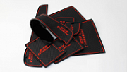 Коврики в салонные ниши для Honda Crosstour 2012 -
