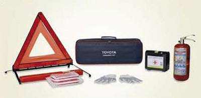 Набор автомобилиста TOYOTA EMKT000020