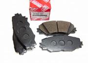 04465YZZDY: Колодки тормозные, передние ( 2.0, 2.2, 2.5 ) TOYOTA 04465YZZDY для Toyota RAV4 (2013 - 2015) Toyota
