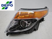 Фара передняя DEPO (Тайвань) для Ford Explorer (2010 - 2015)