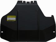 """Защита картера """"Мотодор"""" 02231 для Subaru XV (2011 - 2017)"""