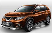 Рейлинги на крышу WINBO для Nissan X-Trail T32 2014 -