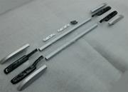 Рейлинги крыши для Mazda СХ-5 (2011 - 2015)