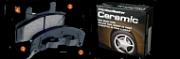 Колодки тормозные задние FRICTION MASTER CMX868 для Mitsubishi Outlander XL (2007 - 2012)