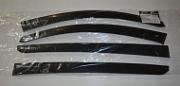 Дефлекторы боковых окон COBRA Tuning для Peugeot 4007 (2007 - 2011)
