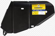 Защита топливого фильтра Motodor сталь, толщина - 4 мм 01615 Peugeot 4007 2007-