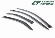 Дефлекторы боковых окон Cobra Tuning для KIA Sportage IV 2016 -