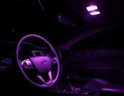 Диодные лампы подсветки салона CRETA