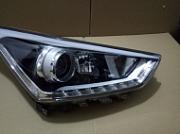 Передняя фара, линзованная Hyundai-Kia для Hyundai Creta 2016 -