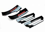 Защитные накладки на пороги для Jaguar F-Pace
