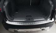 Защитаные накладки GAZLK на задний бампер и багажный проем  для F-Pace
