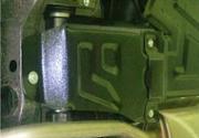 ALF1810ST: Защита редуктора заднего моста для KAPTUR 2016 Alfeco