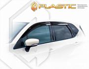 Дефлекторы боковых окон СА - Пластик для Renault Kaptur 2016 -