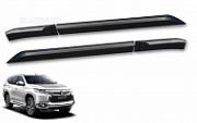 Защитные молдинги на двери BLACK TAI для  Mitsubishi Pajero Sport 2016 -