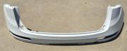 Бампер задний для JAC S5 некрашеный 2013 -