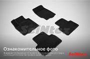 Ворсовые 3D коврики салона Seintex для Hyundai Creta 2016 -