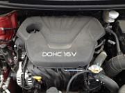Декоративная накладка на двигатель Mobis для Kia Rio 2012 -