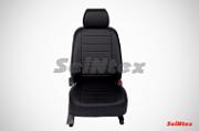 Чехлы на сиденья из экокожи Seintex для Hyundai Creta 2016 -н.в.