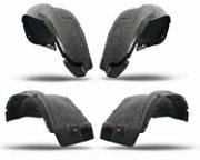 Подкрылки с шумоизоляцией Mobis передние и задние  для  Hyundai Solaris 2017 -