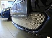 Защита радиатора, хром Allest HSOL.chrome для Hyundai Solaris 2011-