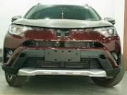 Накладка на передний бампер OEM OEM-Tuning CNT17-16RAV4-039 для Toyota RAV4 2015-