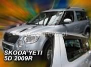 """Дефлекторы вставные """"Heko"""" для окон Skoda Yeti 5-дв. 2009-2017"""