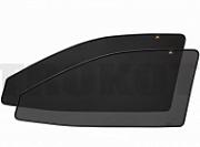 Каркасные шторки на стекла, 2 передних стекла Trokot для VW TOUAREG (2010-2018)