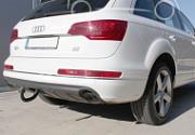 Фаркоп (съемный крюк) Aragon для VW TOUAREG (2010-2018)