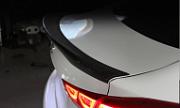 Спойлер крышки багажника карбоновый  для Hyundai Elantra 2016 -
