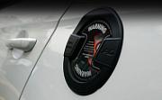 GAGM6715: Лючок бензобака прозрачный exos для Hyundai Elantra 2016 - Exos