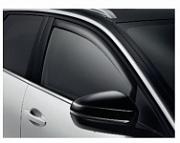 Дефлекторы передних окон 1616443380 для Peugeot 3008 2016-