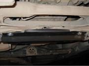 ALF5001st: Защита картера двигателя, Touareg /Cayenne V-все (сталь 1,8 мм) (2010-2018) Alfeco