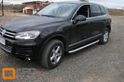 Ступени Alyans CAN Otomotiv для VW Touareg (2003-2018)