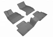 3D коврики в салон MAXpider KIA Stinger 2018 -