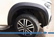 Расширители колесных арок, полный комплект Omsa Line для Mercedes-Benz X-Class 2017 -