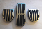 Накладки на педали Jaguar T2H3747 для Jaguar XE 2015 -