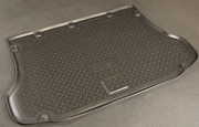 Коврик в багажник (полиуретановый) Norplast NPA00-T43-050 для KIA Ceed хетчбек (2012 - 2015)