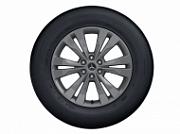 "Диск колесный R18 (серый) ""Гималаи"" Mercedes A4704015600 для Mercedes-Benz X-Class 2017 -"
