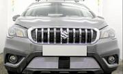 Решетка радиатора Premium (хром, черная) АВТОЛИДЕР SZSX4.16.PREMIUM.chrome / SZSX4.16.PREMIUM.black для Suzuki SX4 2016 -