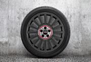 Диск колесный R19 JCW Rallye Spoke 536 (серый) Mini 36106874570 для Mini Cooper Countryman 2016 -
