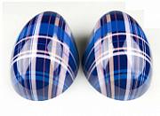 Накладка на боковое зеркало левая Speedwell Blue Mini 51142355381 для Mini Cooper 2015 -
