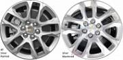 Диск колесный R18 Silver Machined GM для Chevrolet Traverse 2018 -