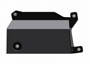Защита абсорбера стальная 2.5 мм Sheriff для Geely Atlas 2018 -