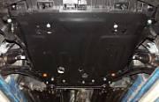 """: Защита """"Alfeco"""" стальная картера и КПП  для Renault Koleos 2017 - Alfeco"""