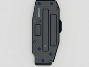 : Защита топливного бака sport, сталь 1,8 мм, 2WD и 4WD для Geely Atlas 2018 - Geely