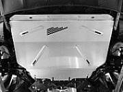 11.3389: Защита картера (алюминий, толщина 4 мм.) Металлопродукция 11.3389 для KIA Soul 2017 - Металлопродукция