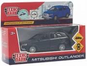 Инерционная машинка (черный) Mitsubishi Outlander ТехноПарк OUTLANDER-MIX
