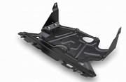 Защита картера и кпп, стальная, оригинальная для Subaru Forester 2018 - 2019
