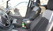 Подлокотник (черный, кожа) Опора России 0124 для Ford Ecosport 2014 -